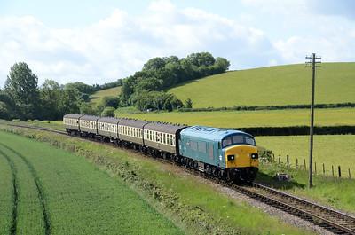 West Somerset Railway 2015