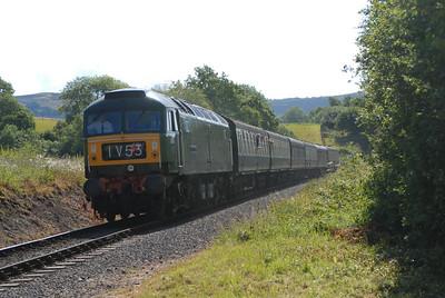 West Somerset Railway 2011