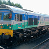 59001 Yeoman Endeavour - Bishops Lydeard, West Somerst Rly - 12 June 2011