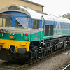 59001 Yeoman Endeavour - Minehead, West Somerset Rly - 12 June 2011