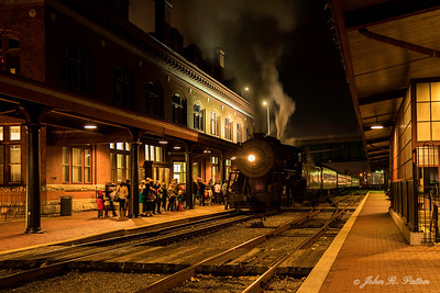 Western Maryland Scenic Railroad #734