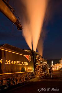 Western Maryland Scenic Railroad #734