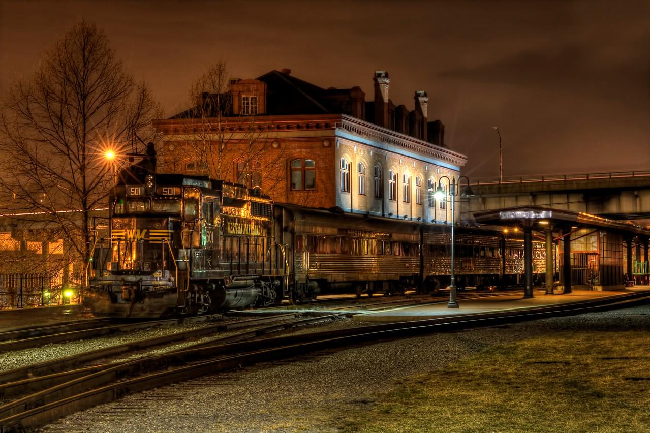 Western Maryland Scenic Railroad