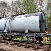3929 Fuel Oil Tank - Whitwell & Reepham Station