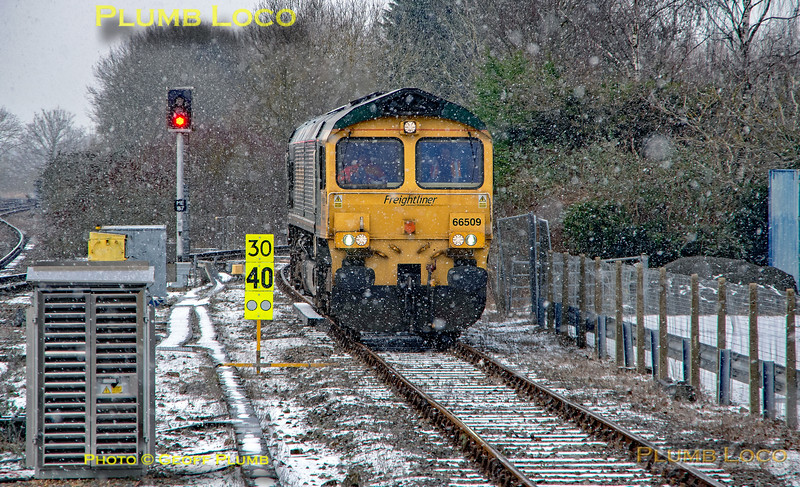 66509, Princes Risborough, 0Z66, 8th February 2021