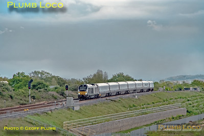 68010, Bicester SW Chord, 5T34, 17th May 2021