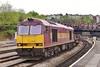60036 6H05 12:52 Margam to Llanwern at Newport 10/5/2005.