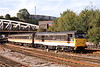 31454 ECS for 08:58 Bristol Temple Meads to Weymouth at Bristol 07/08/2004.