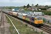 56312 & 56311 with Retro Railtours 1Z56 06:52 Huddersfield to Bath Spa Retro Avon Grid Railtour at Severn Tunnel junction 04/05/2009.
