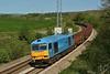 60074 Teenage Spirit 6H26 Llanwern to Margam at Llangewydd Farm 11/05/2009.