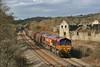 66232 6B03 Trostre to Llanwern at Llangewydd Farm 13/03/2010.