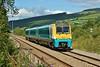 175106 11:15 Maesteg to Cheltenham Spa at Pontyclun 28/08/2010.