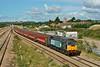 47501 Craftsman 1Z46 05:43 Preston to Paignton at Severn Tunnel Junction 28/08/2010.