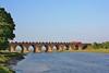 60015 6B26 Margam to Trostre at Hendy Viaduct 06/06/13.
