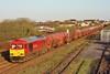 60017 6B13 Robeston to Westerleigh Murco tanks at Llanelli 30/04/13.