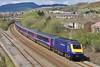 43188 & 43128 1L76 15:28 Swansea to London Paddington at Briton Ferry 27/04/13.
