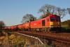 60040 6B13 Robeston to Westerleigh at Llangennech 26/4/13.