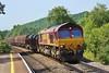 66206 6H25 Margam to Llanwern at Pencoed 14/07/13.