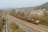 66047 6B16 Trostre to Margam at Briton Ferry 8/3/14.