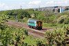 153323 2M57 13:12 Swansea to Shrewsbury at Llandeilo Junction 21/5/14.