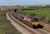 66122 6M30 Margam to Dee Marsh at Rhoose 13/4/14.