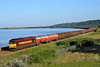 60065 6B13 Robeston to Westerleigh at Pwll 24/6/14.