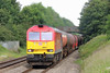 60019 6B13 Robeston to Westerleigh at Pyle 13/6/14.