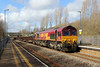 66057 6B16 Trostre to Margam at Baglan 22/3/14.