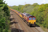 66039 6W10 Margam to Hinksey at Stormy 04/05/14.