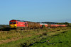 60040 6B07 Margam to Robeston at Kidwelly 01/09/14.