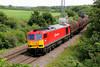 60044 6H26 Llanwern to Margam at Llangewydd 05/07/14.
