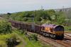 66148 6O70 Gwaun-Cae-Gurwen to Onllwyn at Llandeilo Junction 15/05/14.