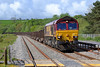 66199 6B03 Trostre to Margam at Llangennech 12/5/14.