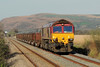 66044 6B48 Margam to Trostre at Llangennech 15/4/14.