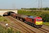 60040 6B33 Theale to Robeston at Llandeilo Junction 12/6/14.