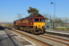 66074 0M03 Margam to Robeston at Llangennech 15/4/14.