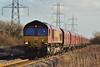 66109 4O11 Aberthaw to Onllwyn at Margam 26/2/15.