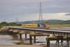 37603 1Z20 Derby to Haverfordwest at Loughor Bridge 3/9/15.