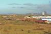 60063 6B13 Robeston to Westerleigh at Kenfig 21/2/15.