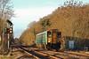 150257 2G56 09:16 Maesteg to Cheltenham Spa at Coychurch 29/12/15.