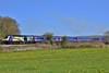 43144 & 43087 1B10 06:30 London Paddington to Swansea near Pencoed 18/4/15.