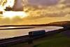 150285 2E25 17:09 Pembroke Dock to Swansea at Pwll 17/9/15.