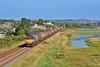 66170 6B41 Westerleigh to Robeston at Loughor 30/8/16.
