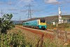 175116 1Z17 13:02 Carmarthen to Cardiff Central at Margam 17/9/16.