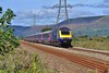 43098 & 43191 1Z6613:37 Swansea to Cardiff Central at Margam 17/9/16.