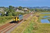 150229 1B67 14:48 Gloucester to Fishguard Harbour at Loughor 30/8/16.