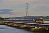 43002 & 43158 1B63 17:15 London Paddington to Carmarthen at Loughor Bridge 20/6/16.