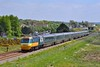 43002 & 43185 1B20 09:30 London Paddington to Carmarthen at Loughor 7/5/17.