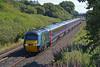 43188 & 43156 1B15 08:27 London Paddington to Swansea at Stormy 2/9/17.