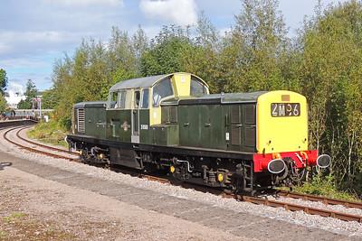 D8568 at Lydney Junction 16/9/17.